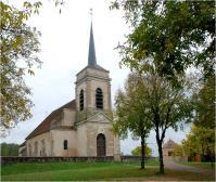 Asquins - Eglise Saint-Jacques le Majeur -  XVIIIe s.