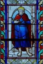 Brannay - Vitrail, XVIe s.