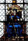 Choeur - vitrail 1575