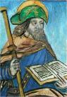 Trésor, credo imprimé XVIe s. - Saint Jacques le Majeur