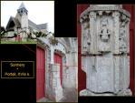 Sormery - Vue générale de la façade de l'église